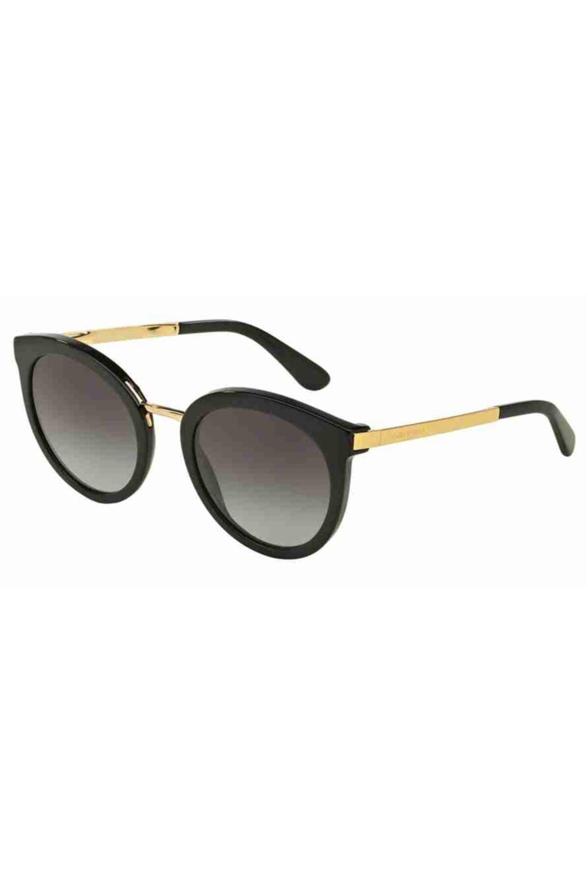Dolce & Gabbana 4268 501/8g 52 Ekartman Unisex Güneş Gözlüğü 1