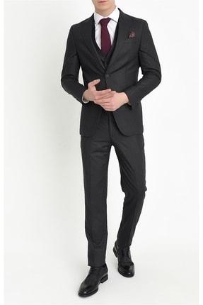 Efor Tk 779 Slim Fit Antrasit Klasik Takım Elbise