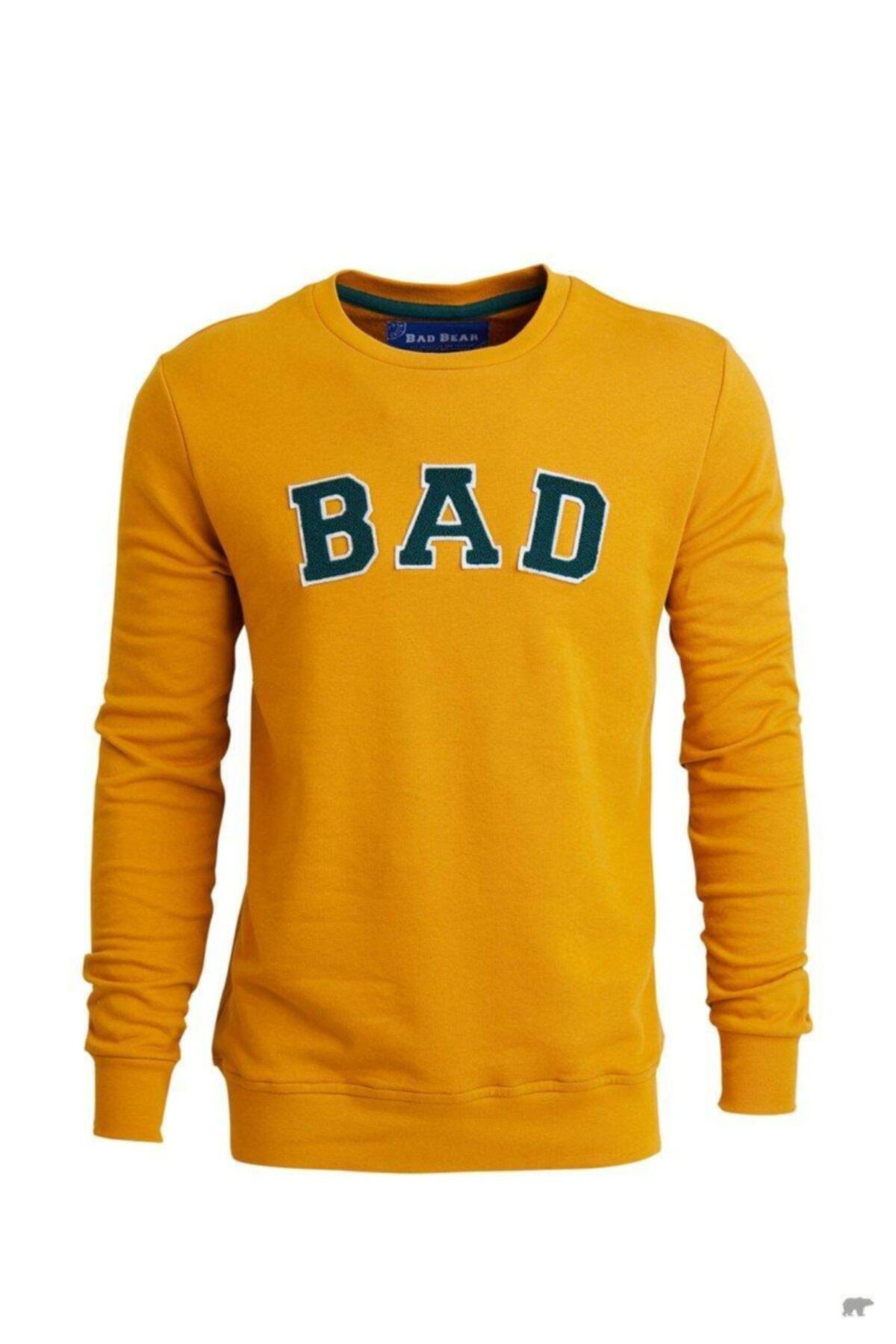 Bad Bear Bad Convex Erkek Sweatshirt 190212003-c25 1