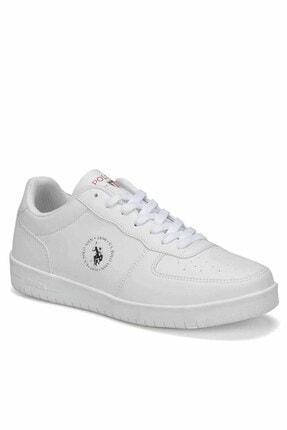 U.S POLO DIMLER 9PR Beyaz Kadın Sneaker Ayakkabı 100417844