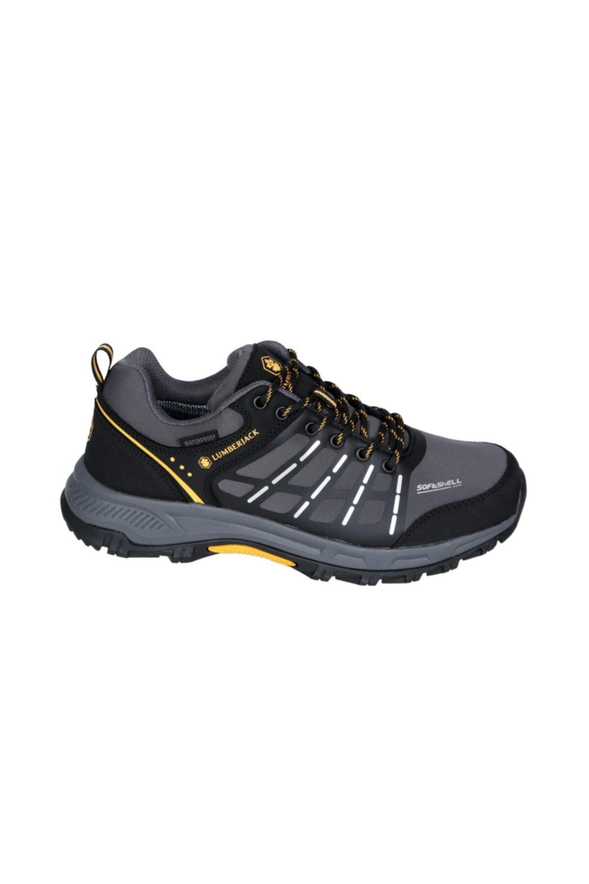 lumberjack Duncan 9pr Erkek Ayakkabı 100420620 Gri 2