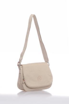 SMART BAGS Smb3056-0003 Bej Kadın Çapraz Çanta