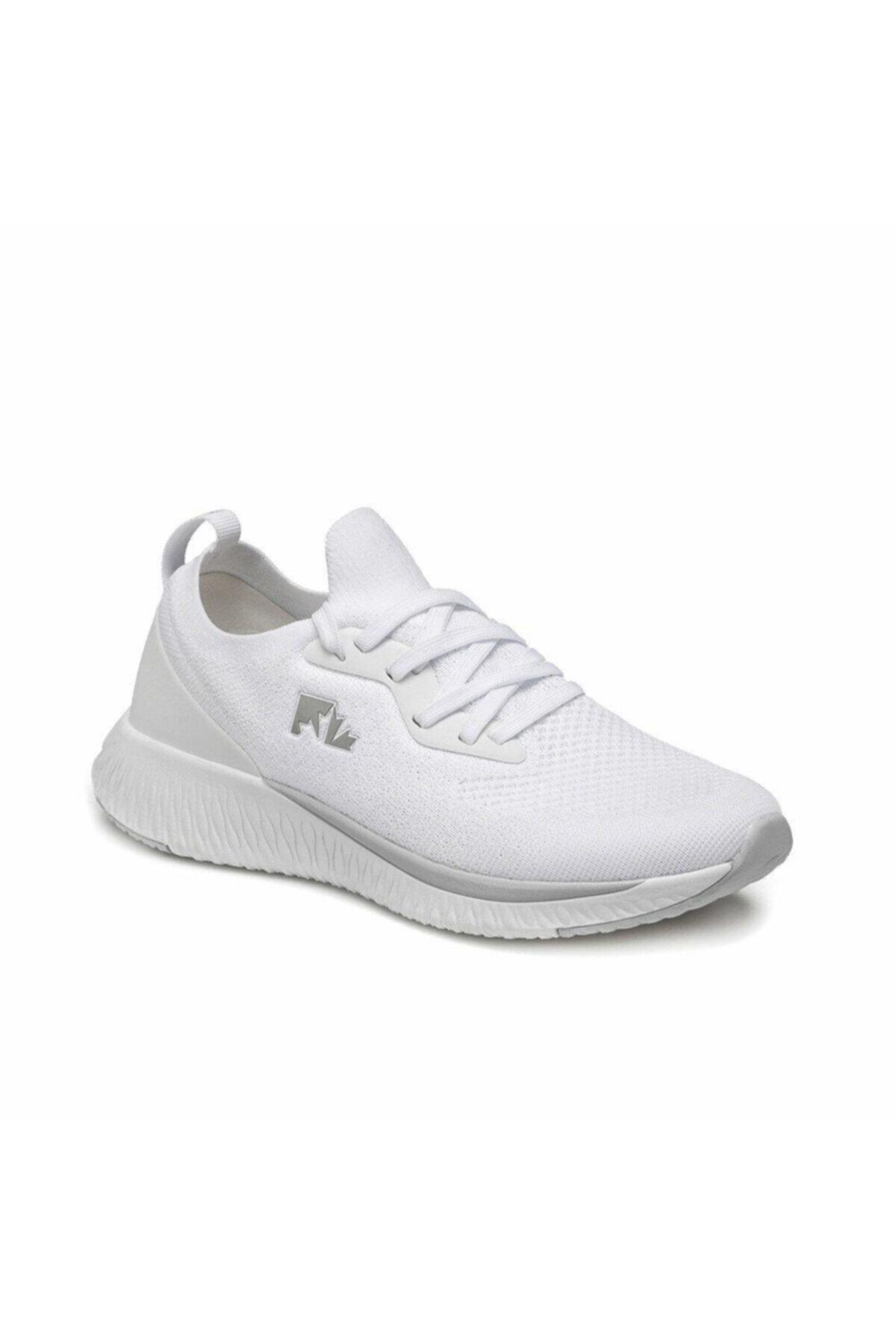 lumberjack CHARLEY Beyaz Erkek Koşu Ayakkabısı 100353764 1
