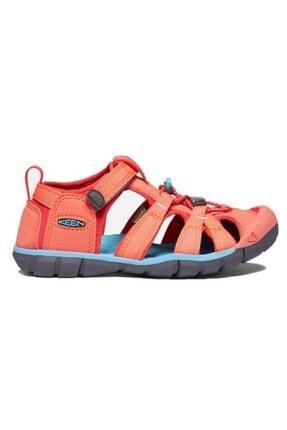 Keen Unisex Turuncu Sandalet    Seacamp Iı Cnx