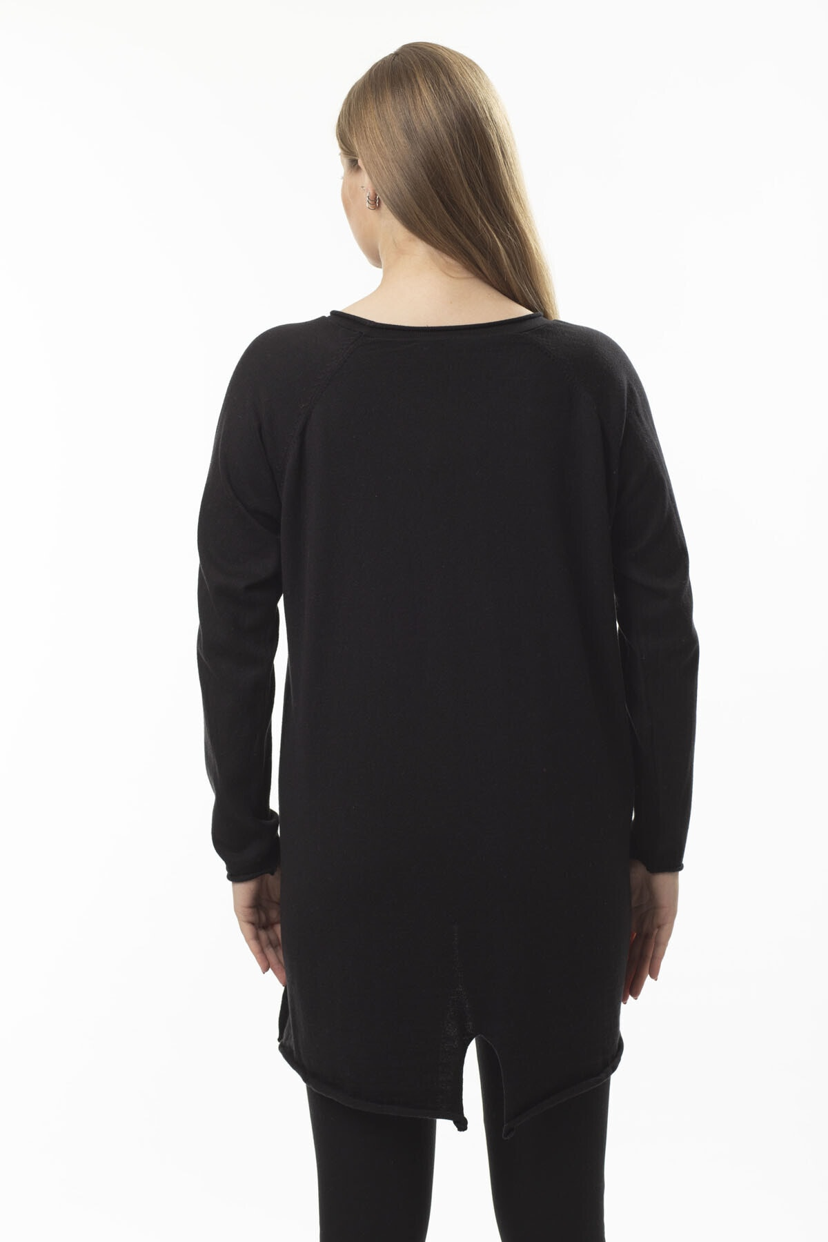 STAMINA Bs01401-büyük Beden Tunik-siyah 2
