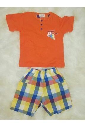 Wonder Kıds Wonderkids 130654 Erkek Çocuk Bermuda Takım