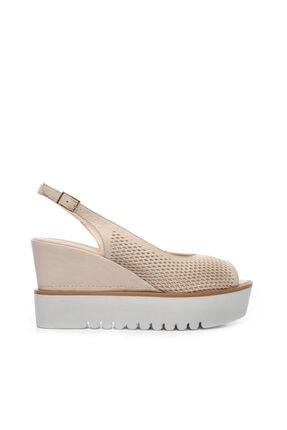 KEMAL TANCA Kadın Derı Sandalet Sandalet 169 60111 Bn Sndlt