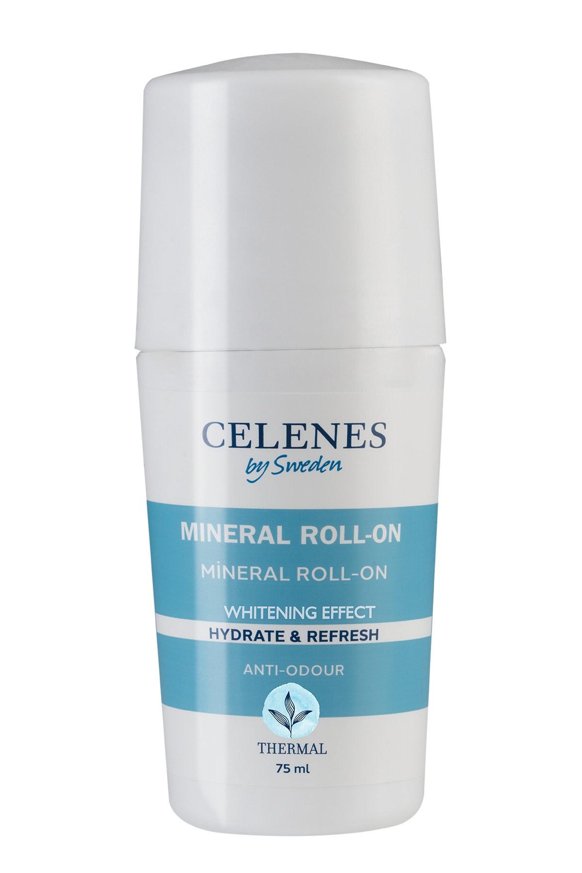 Celenes by Sweden Celenes Thermal Roll On 75ml Beyazlatıcı 1