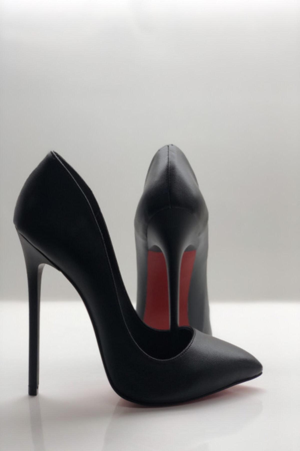 HAYYSHOES Stiletto Topuklu Ayakkabı 1