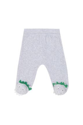 Pattaya Kids Erkek Bebek Patikli Pantolon 0-6 Ay Ape4401