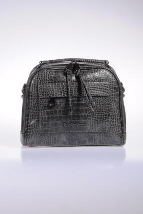 Sergio Giorgianni Luxury Sg7012019 Gri Kadın Omuz Çantası