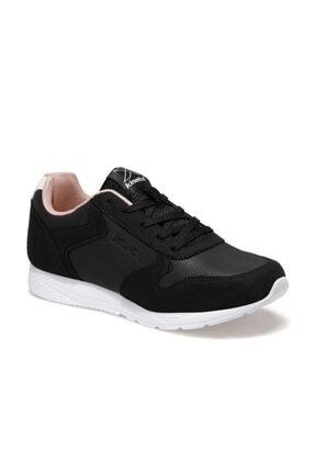 Kinetix Ment W Siyah Kadın Sneaker Ayakkabı