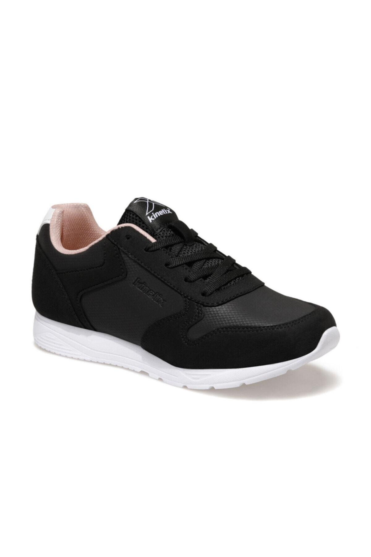 Kinetix Ment W Siyah Kadın Sneaker Ayakkabı 1
