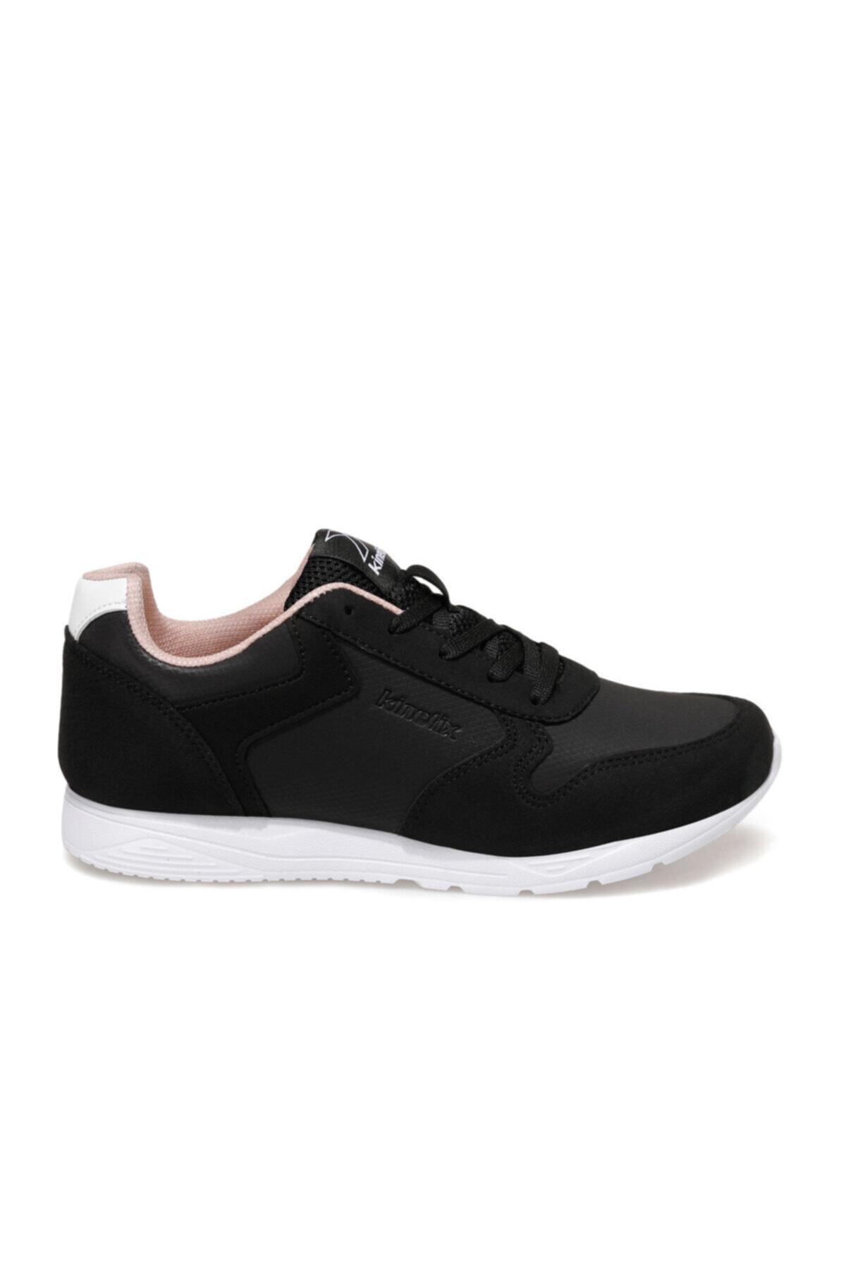 Kinetix Ment W Siyah Kadın Sneaker Ayakkabı 2