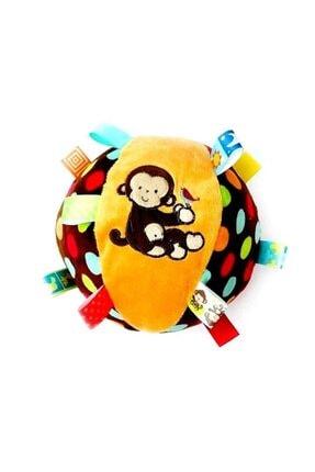 Sozzy Toys Çıngıraklı Topum Maymun Adszy 139
