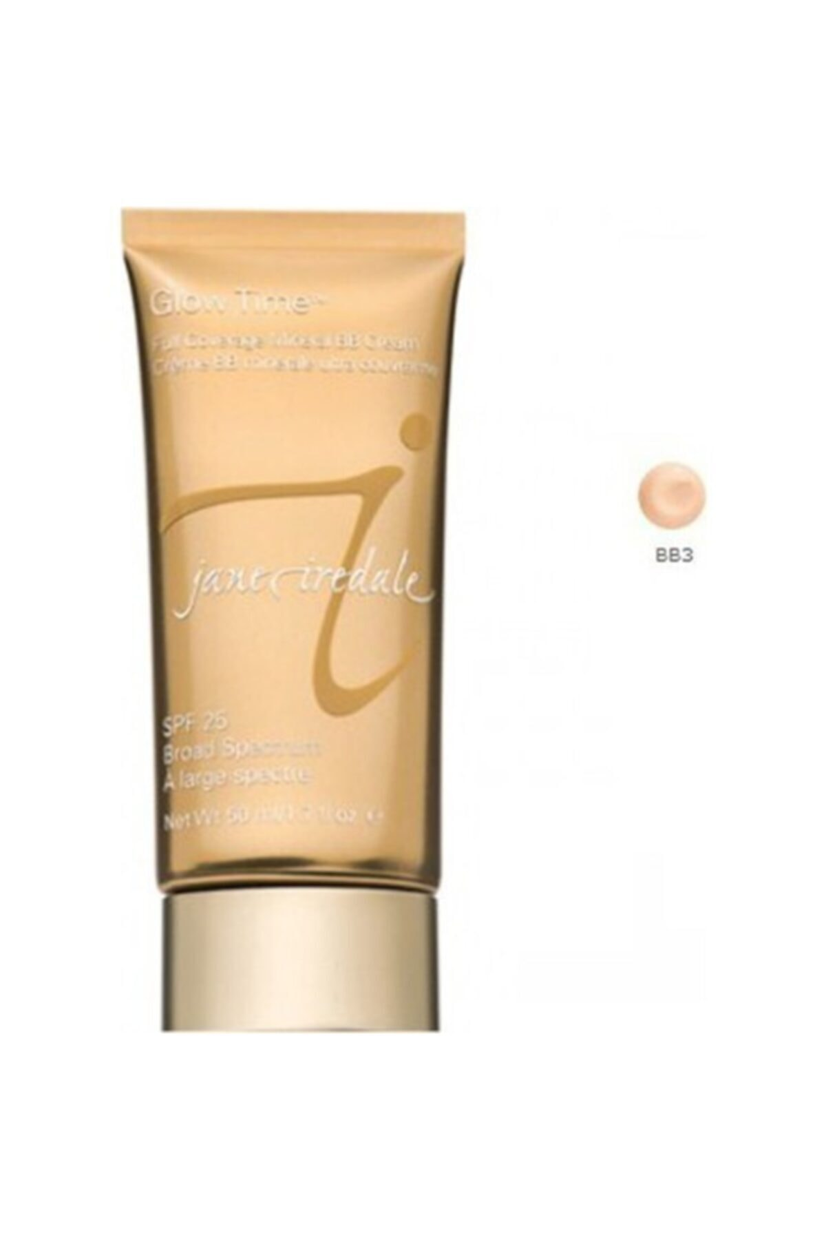Jane Iredale Glow Time Mineral Cream Spf 25 Bb3 50 ml 1