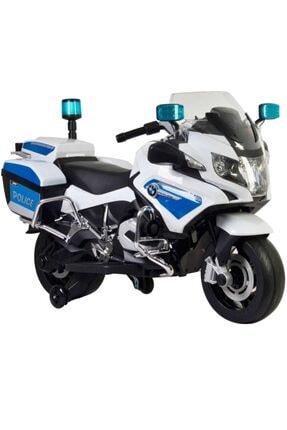 Kraft Bmw Akülü Motorsiklet Beyaz