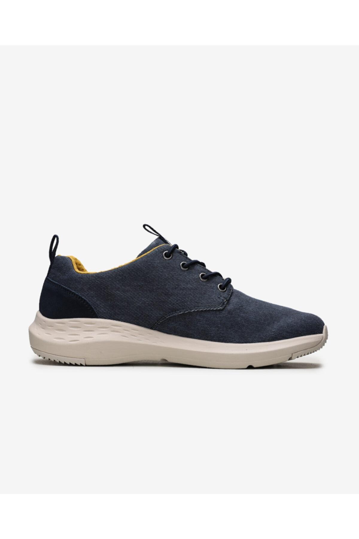 SKECHERS PARSON Erkek Mavi Günlük Ayakkabı 66005 BLU 1