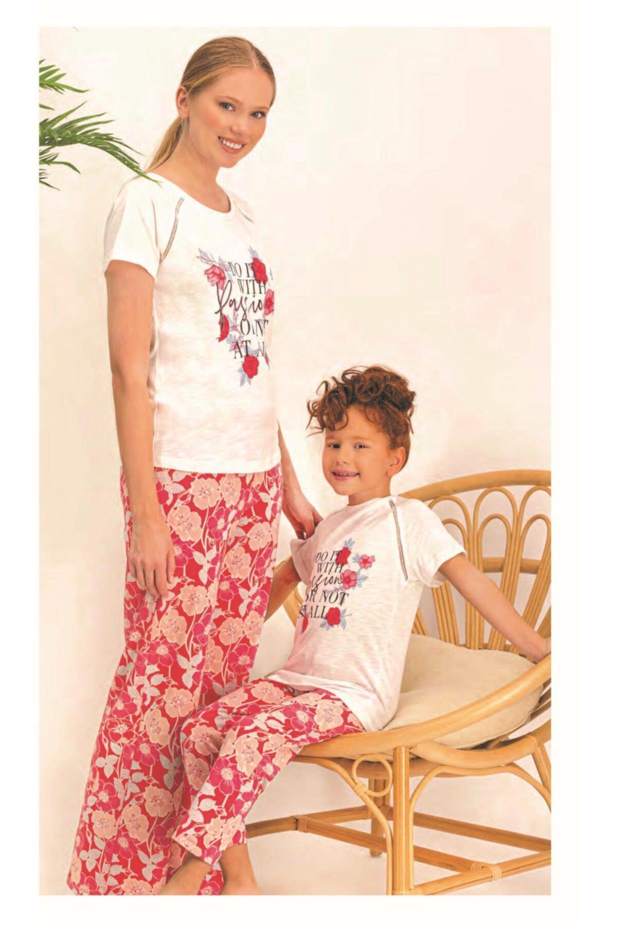 ROLY POLY Arnetta Kadın Kısa Kollu Pijama Takımı Ar 823 1