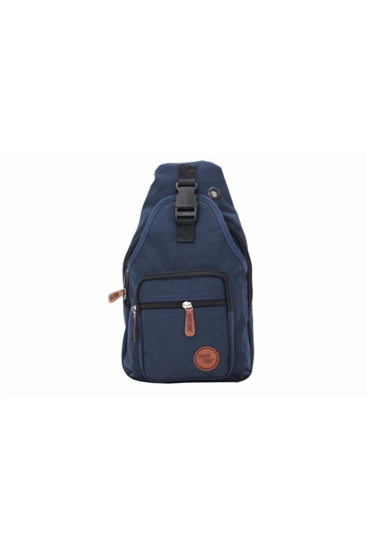 SEVENTEEN 2213 Tek Omuz Askılı Sırt - Göğüs Çantası - Body Bag 2