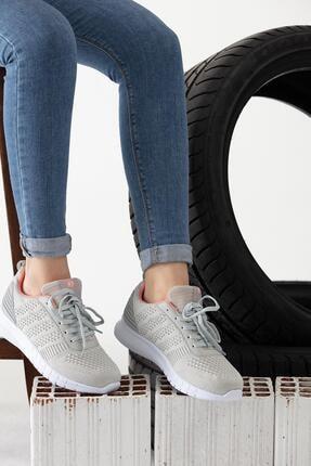 MP Gri Spor Ayakkabısı