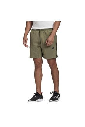 adidas M D2m Motion Erkek Yeşil Antrenman Şortu Gd5285