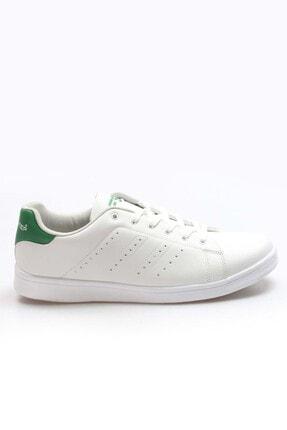 FAST STEP Beyaz Yeşil Erkek Sneaker Ayakkabı 923mba41fst