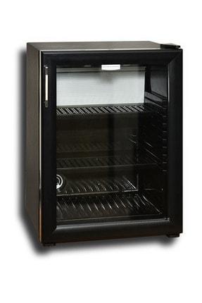 Elektromarla 35 Litre Cam Kapılı Minibar - Black Edition
