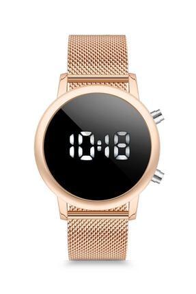 Duke Nickle Duj1011 Unisex Kol Saati Hasır Gümüş