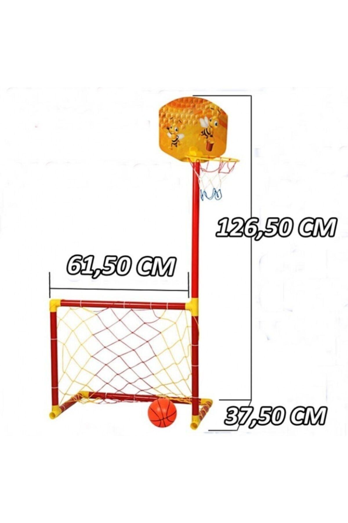 Akçiçek Oyuncak Yayınları Futbol Kalesi Ve Basket Potası 2