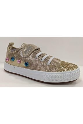 MP M.p 201-3045ft Kız Çocuk Cırtlı Spor Ayakkabı