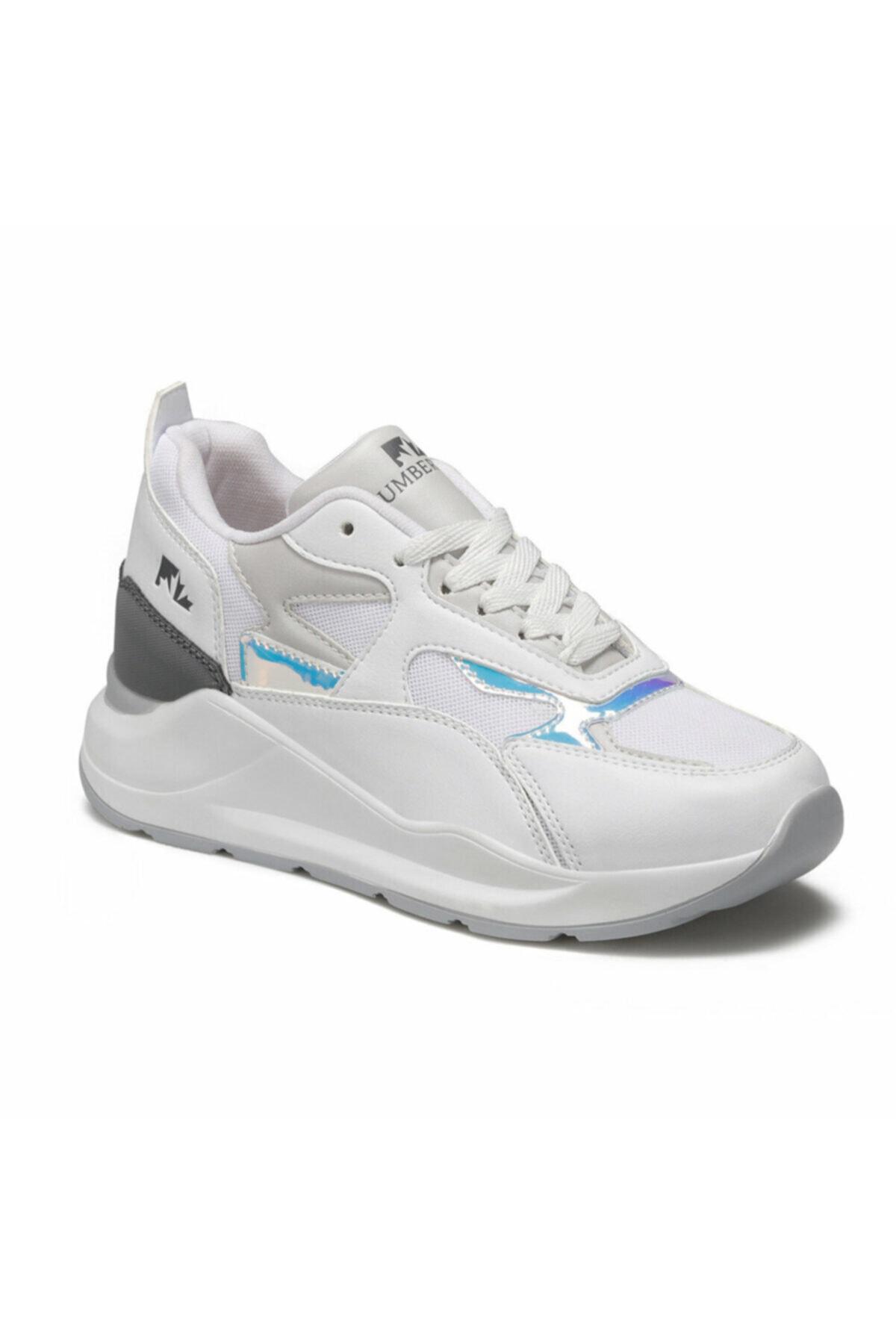 lumberjack NATALIE Beyaz Kadın Sneaker Ayakkabı 100501744 1