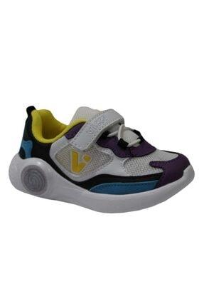 Vicco 346.b20y.214 Beyaz Anatomik (22-25) Işıklı Çocuk Ayakkabı