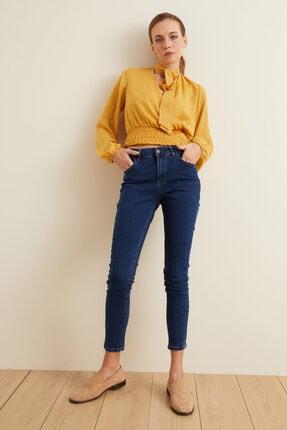 adL Kadın Mavi Skinny Jean Pantolon 15339444000