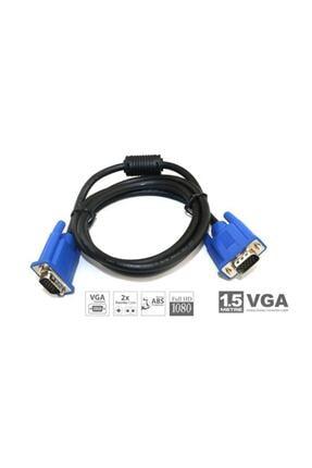 Gomax Standart Vga Kablo Siyah 1.5 Mt