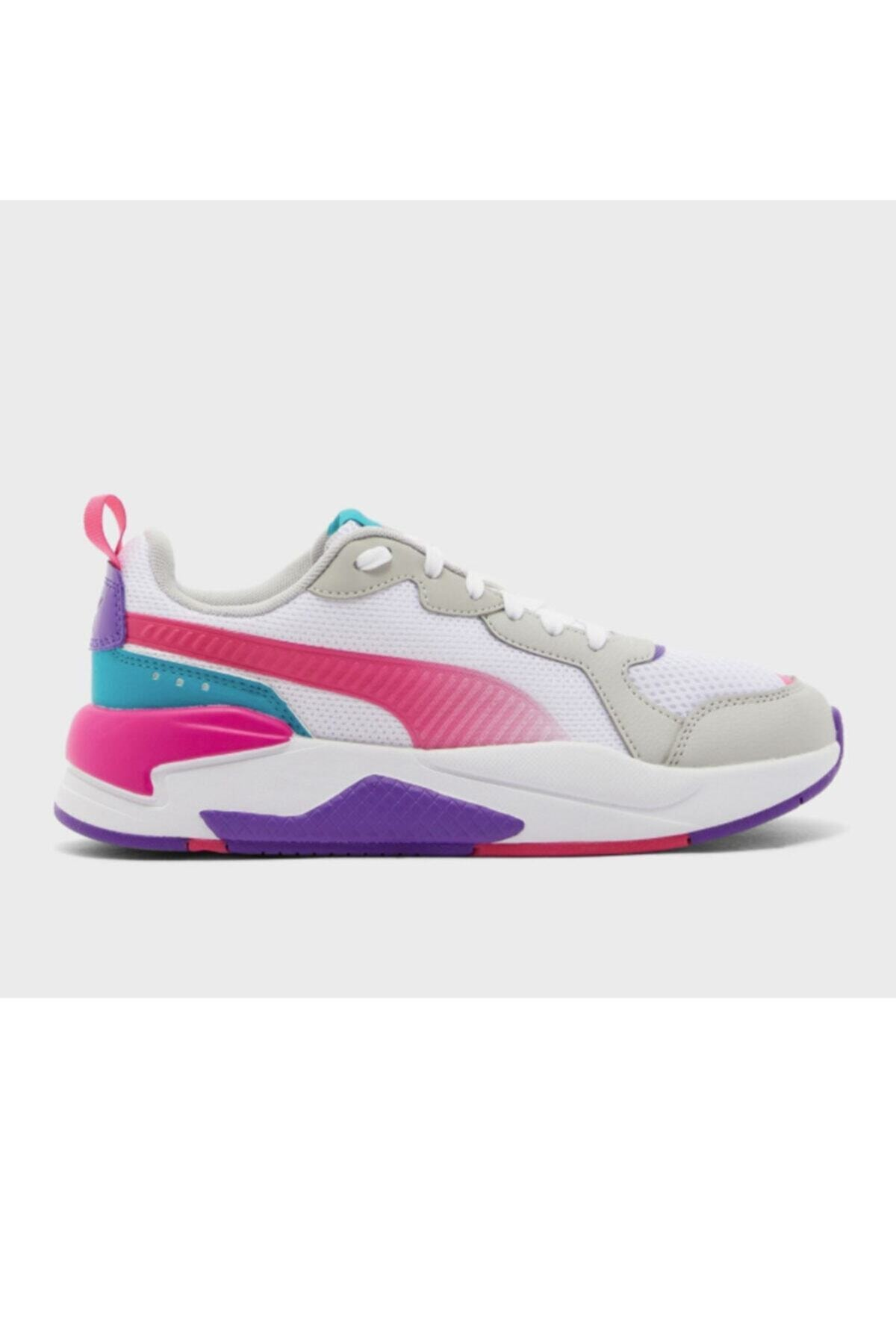 Puma Kadın Pembe X-ray Fantasic Plastic Wins Sneakers 1