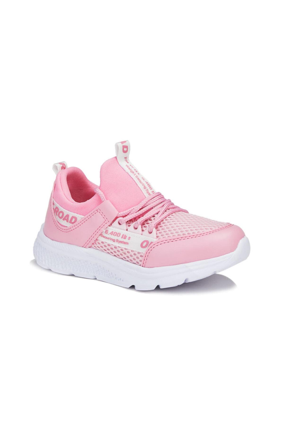 Vicco Ajax Kız Çocuk Pembe Spor Ayakkabı 1