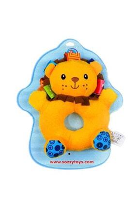 Sozzy Toys Çıngıraklı Aslanım Bebek Oyuncak Szy103