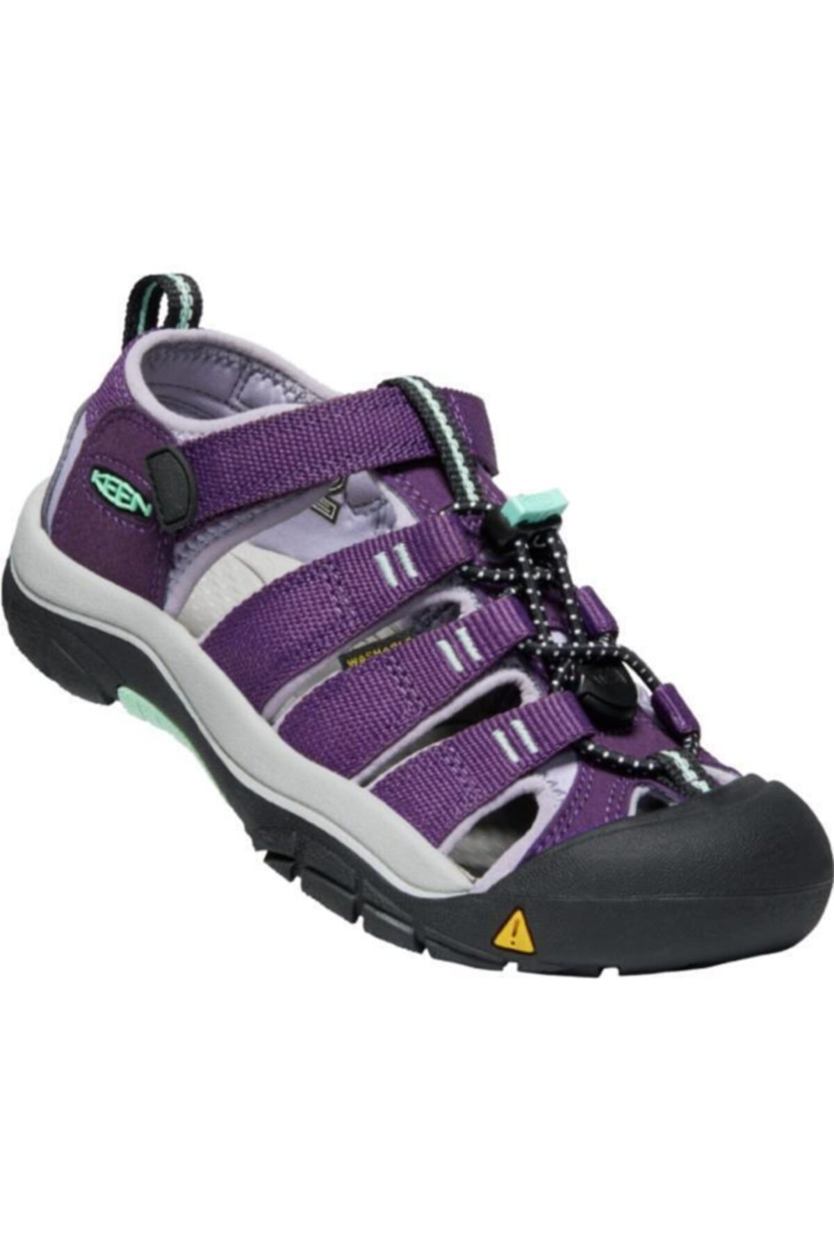 Keen Newport H2 Genç Sandalet Mor 1