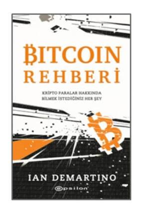 Epsilon Yayınevi Bitcoin Rehberi Ian Demartino
