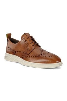 Ecco Kahverengi Erkek Günlük Ayakkabı 83720401112 St. 1 Hybrid Lite Amber