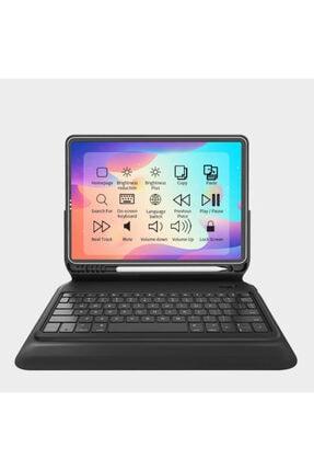 FUJİMAX Ipad Air 3 Klavyeli Kılıf Bluetooth Standlı Smart Cover Wiwu