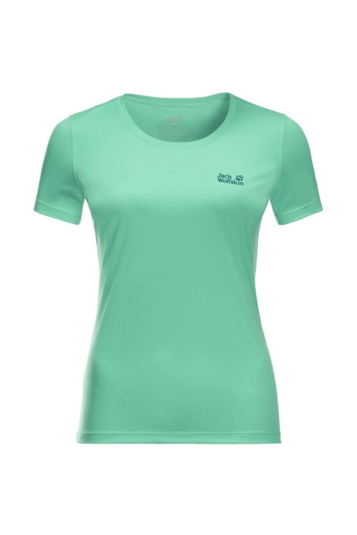 Jack Wolfskin Tech T W Ultra Hafif T-shirt 1
