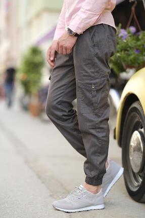 Oksit Hacker 954 Paçası Lastikli Kargo Pantolon