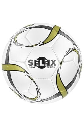 SELEX Pro Gold Dikişli Futbol Topu Sarı - Beyaz
