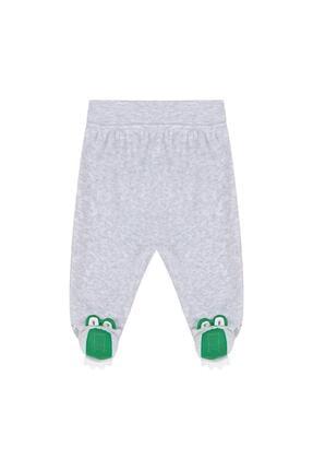 Pattaya Kids Erkek Bebek Patikli Pantolon 0-6 Ay Crml-ape4401