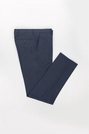 Jakamen Lacivert Regular Fit Rahat Kalıp Erkek Pantolon