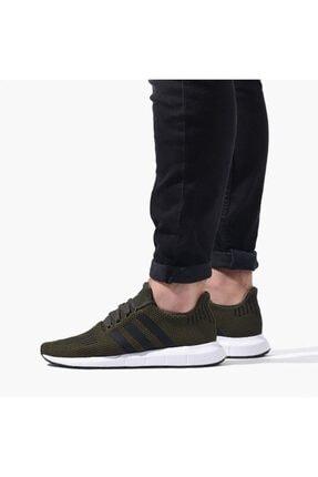 adidas Erkek Haki Swift Run Ayakkabı