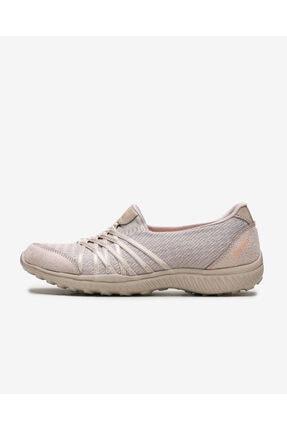 SKECHERS BE-LIGHT - GOOD STORY Kadın Bej Günlük Ayakkabı