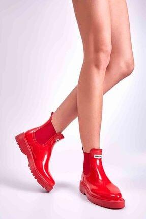 Hunter Kırmızı Kadın Bot